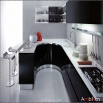 Black_lacquer_kitchen_cabinets