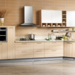 OP14-048-Liner-shape--PVC-kitchen-cabinet-460x460